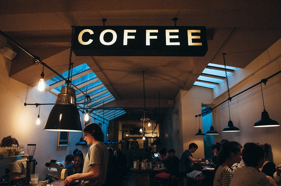 Coffee Shop Small Business