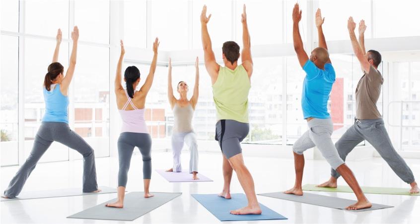 start a yoga business
